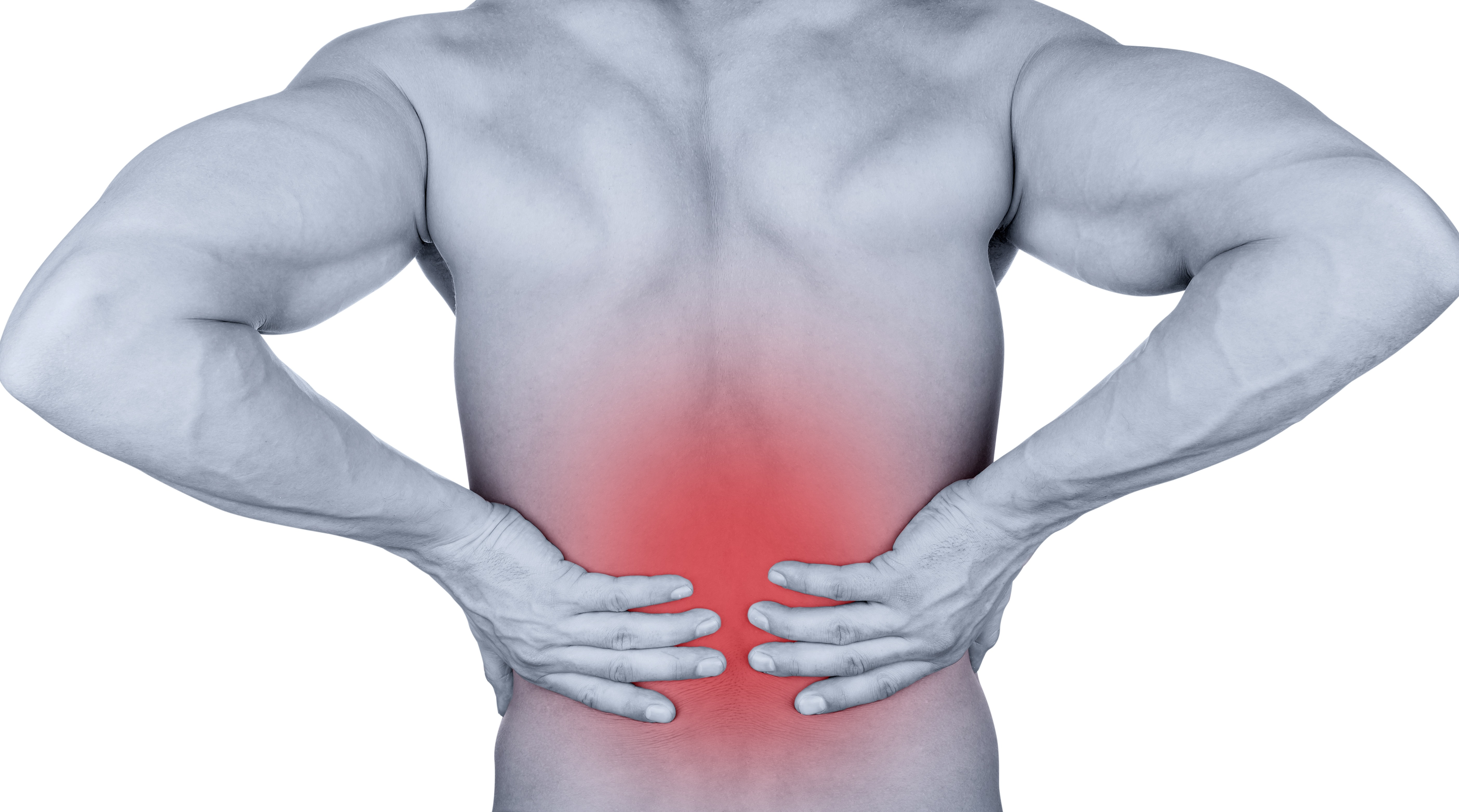 Laser therapy treatments for back pain