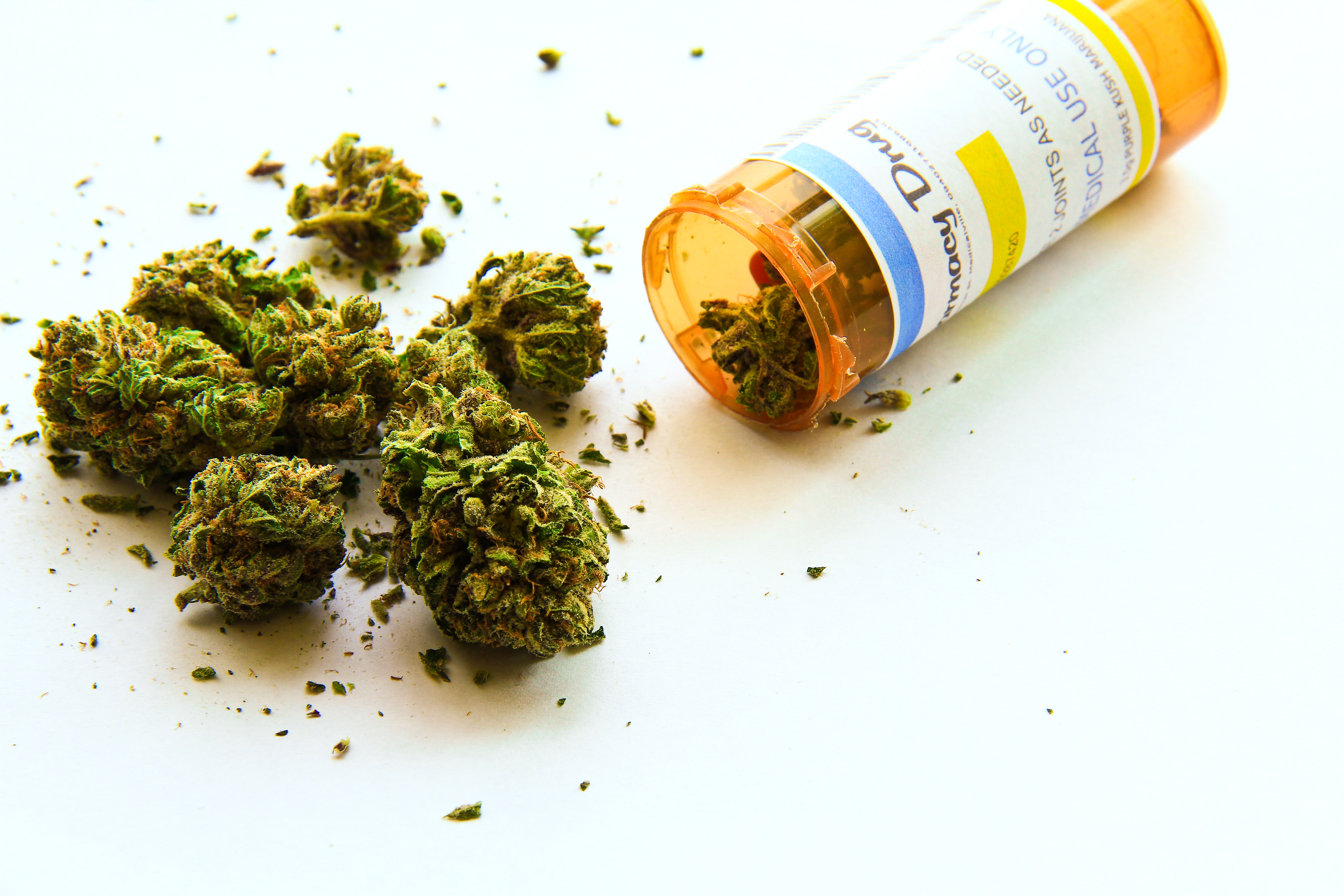Marijuana: The difference between Medical use and recreational use